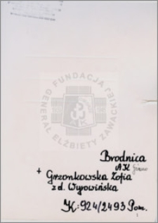 Grzonkowska Zofia
