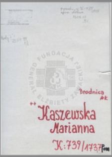 Kaszewska Marianna