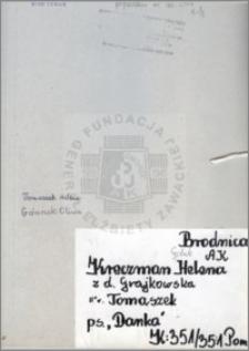 Kreczman-Tomaszek Helena
