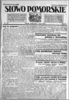 Słowo Pomorskie 1922.07.05 R.2 nr 151