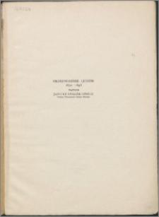 Przedwiośnie ludów : 1830-1848