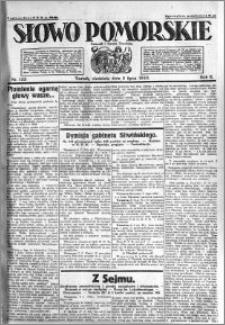 Słowo Pomorskie 1922.07.09 R.2 nr 155