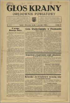 Głos Krajny 1936 Nr 1