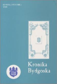 Kronika Bydgoska T. 29 (2007)