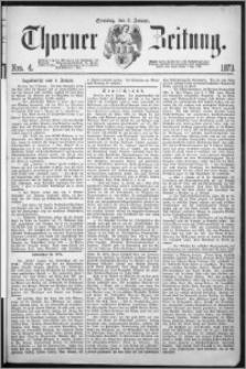 Thorner Zeitung 1873, Nro. 4