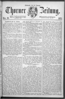 Thorner Zeitung 1873, Nro. 18