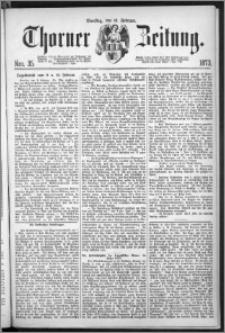 Thorner Zeitung 1873, Nro. 35