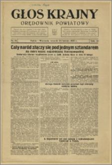 Głos Krajny 1937 Nr 16