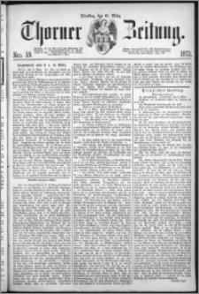 Thorner Zeitung 1873, Nro. 59