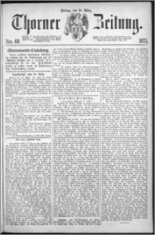 Thorner Zeitung 1873, Nro. 68