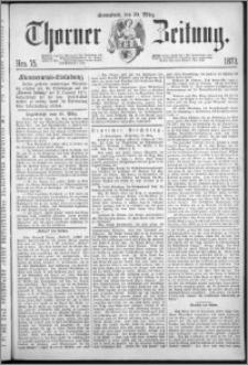 Thorner Zeitung 1873, Nro. 75