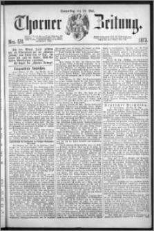Thorner Zeitung 1873, Nro. 124