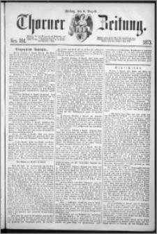 Thorner Zeitung 1873, Nro. 184