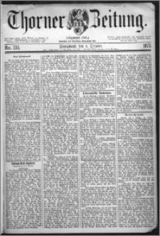 Thorner Zeitung 1873, Nro. 233
