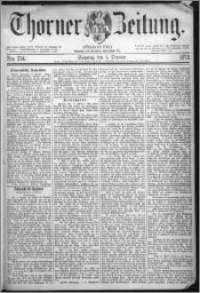 Thorner Zeitung 1873, Nro. 234