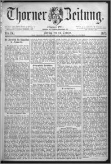 Thorner Zeitung 1873, Nro. 250
