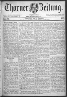Thorner Zeitung 1873, Nro. 285