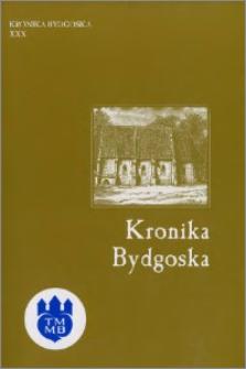 Kronika Bydgoska T. 30 (2008)