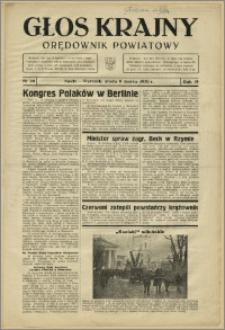 Głos Krajny 1938 Nr 20
