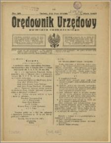 Orędownik Urzędowy Powiatu Tucholskiego 1925, Nr 26