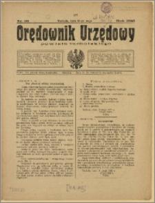 Orędownik Urzędowy Powiatu Tucholskiego 1925, Nr 36