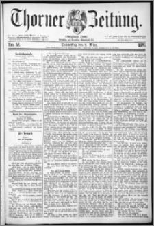 Thorner Zeitung 1876, Nro. 52