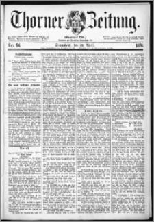 Thorner Zeitung 1876, Nro. 94