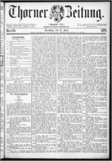 Thorner Zeitung 1876, Nro. 129