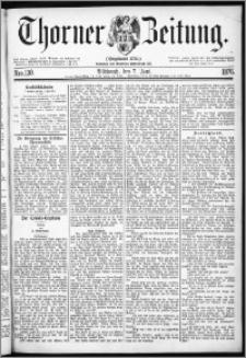 Thorner Zeitung 1876, Nro. 130