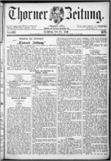 Thorner Zeitung 1876, Nro. 146 + Beilage