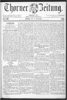 Thorner Zeitung 1876, Nro. 288