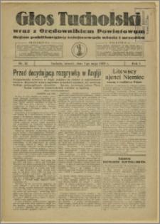 Głos Tucholski 1929 Nr 22