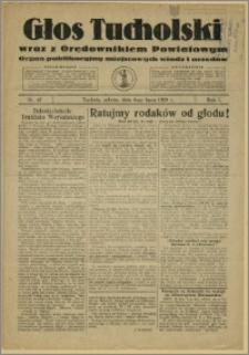 Głos Tucholski 1929 Nr 47