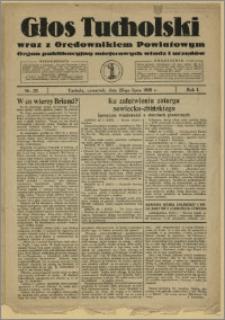 Głos Tucholski 1929 Nr 55