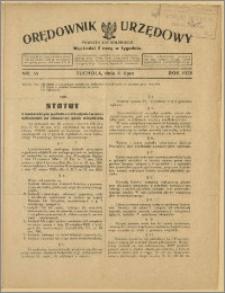Orędownik Urzędowy Powiatu Tucholskiego 1928, Nr 55