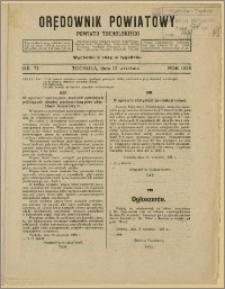 Orędownik Powiatowy Powiatu Tucholskiego 1928 Nr 73