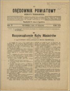 Orędownik Powiatowy Powiatu Tucholskiego 1928 Nr 77