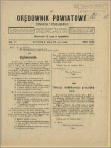 Orędownik Powiatowy Powiatu Tucholskiego 1928 Nr 78
