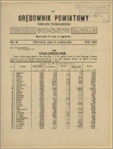 Orędownik Powiatowy Powiatu Tucholskiego 1928 Nr 81
