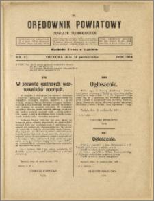 Orędownik Powiatowy Powiatu Tucholskiego 1928 Nr 85