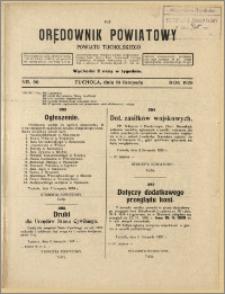 Orędownik Powiatowy Powiatu Tucholskiego 1928 Nr 90