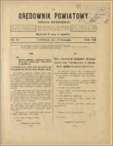 Orędownik Powiatowy Powiatu Tucholskiego 1928 Nr 92