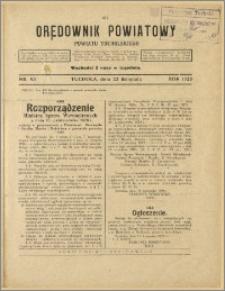 Orędownik Powiatowy Powiatu Tucholskiego 1928 Nr 93
