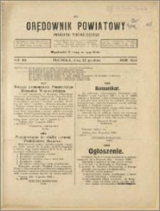Orędownik Powiatowy Powiatu Tucholskiego 1928 Nr 101