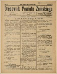 Orędownik Powiatu Żnińskiego 1930 Nr 32