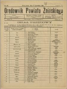 Orędownik Powiatu Żnińskiego 1930 Nr 64