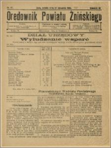 Orędownik Powiatu Żnińskiego 1930 Nr 67