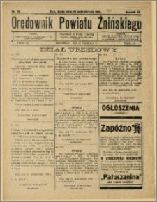 Orędownik Powiatu Żnińskiego 1930 Nr 75
