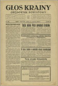 Głos Krajny 1939, Czerwiec