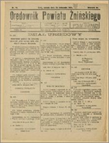 Orędownik Powiatu Żnińskiego 1931 Nr 70